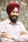 Young adult indian sikh man Royalty Free Stock Image