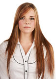Young adult woman Stock Photo