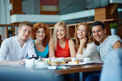 Young adults Royalty Free Stock Images
