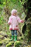 A young Adventurer Royalty Free Stock Photos