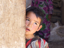 Young Afghan Girl Stock Images