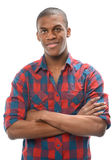 Young African American Royalty Free Stock Image