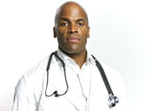 Young African American Doctor Royalty Free Stock Photography