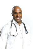 Young African American Doctor Royalty Free Stock Photos