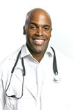 Young African American Doctor Royalty Free Stock Image