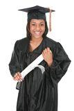 Young African American Female Student Royalty Free Stock Image