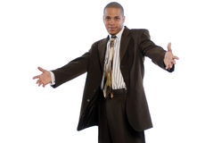 Young African American Male  Stock Photo