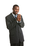 Young African American Male Model Isolated Stock Photos
