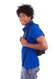 Young african american student  - African people Royalty Free Stock Photo