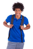 Young african american student  - African people Stock Image