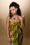 Young African American Woman Stock Photos
