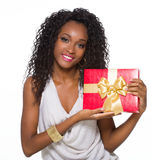 Young african-american Royalty Free Stock Images