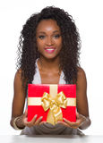 Young african-american Stock Image