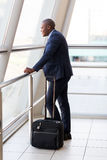 Young african businessman Stock Image