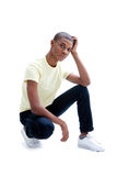 Young African man Stock Photos