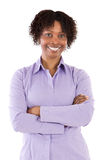 Young African woman Royalty Free Stock Photos