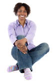 Young African woman Stock Photography
