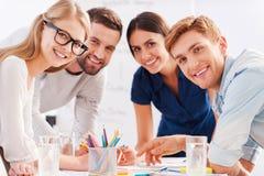 Young And Creative Team. Stock Photos