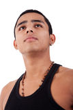 Young And Handsome Latin Man Royalty Free Stock Images