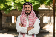 Young Arab Man Royalty Free Stock Photo