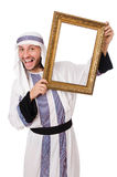 Young arab Stock Image
