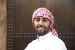 Young arabian man Stock Photos
