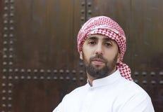 Young arabian man Stock Photography
