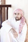 Young arabian man Stock Photo