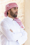 Young arabic man Stock Photography