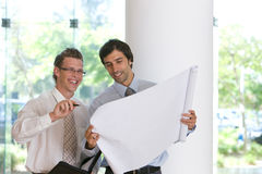 Young Architect Stock Image