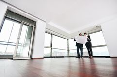 Young architect team Royalty Free Stock Images