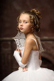 Young aristocrat Stock Images