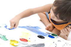Young Artist Stock Photography