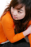 Young asia girl Stock Images