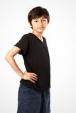 Young asian boy Royalty Free Stock Images