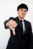 Young Asian Business man. Stock Images