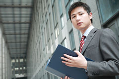 Young asian business man Stock Photo