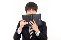 young Asian business man Royalty Free Stock Photography