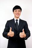 Young Asian Business man. Stock Photography