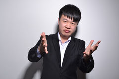 Young Asian business man Stock Photography
