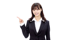 Free Young Asian Business Woman Royalty Free Stock Photo - 21873155
