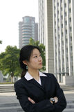Young asian business women Stock Photo