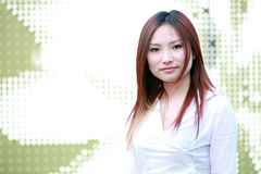 Young asian business women Royalty Free Stock Photography