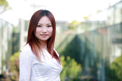 Young asian business women Stock Photos