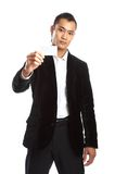 Young asian businessman Stock Photography