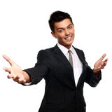 Young asian businessman Stock Photos