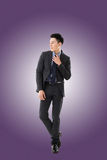 Young Asian businessman Royalty Free Stock Photography