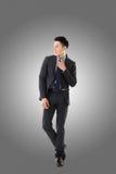 Young Asian businessman Stock Photos