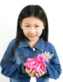 Young asian child 006 Stock Photography