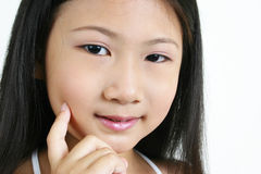 Young asian child 006 Royalty Free Stock Photography